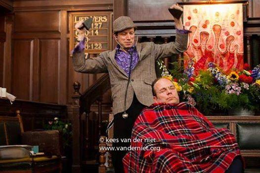 Het Leven is Kurt at Delft Fringe 2014